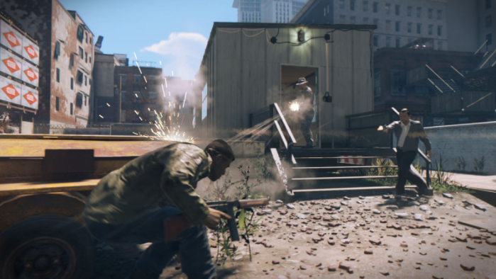 mafia 3 shootout gameplay