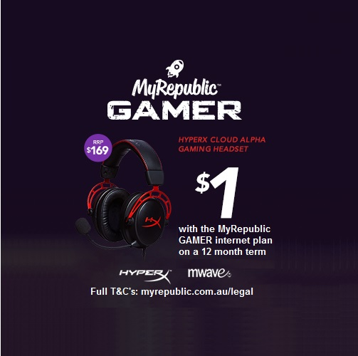 hyper x $1 gamer offer headset