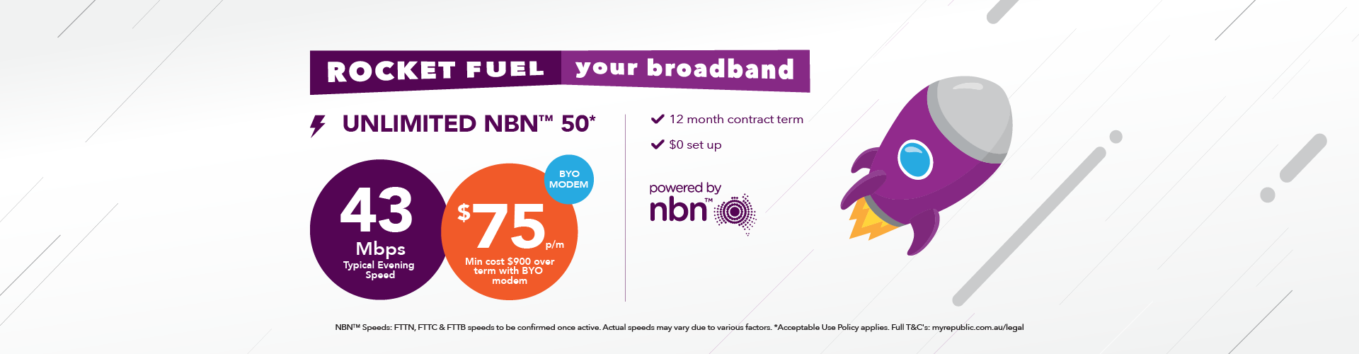 Super-Fast Unlimited NBN Plans | MyRepublic Australia
