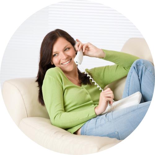 Home Phone Circle - 500_500