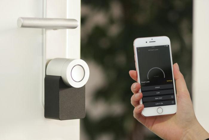Smart door lock